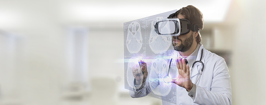 AR in healthcare - diagnostics