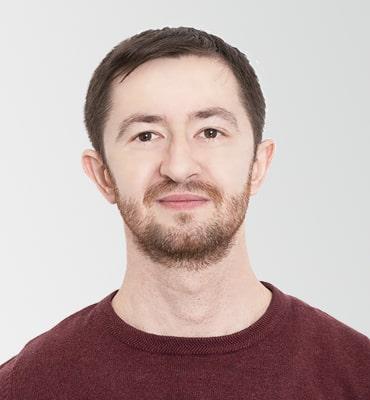 Sergey-Senior-Front-End Developer