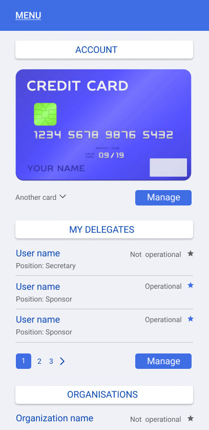 Account-mobile opt