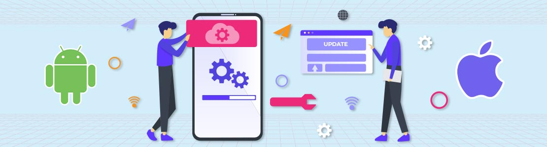 With about 5 billion mobile users in 2019 in the world, app development is at its peak. On average, users spend around 2 hours and 51 minutes on their