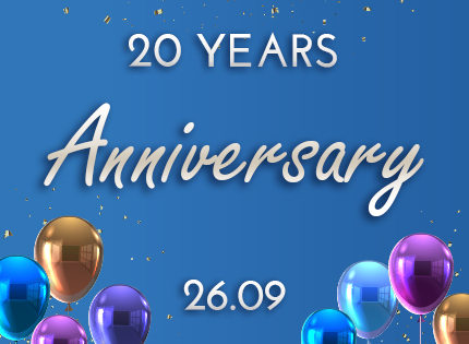 SCAND Is Celebrating Its 20th Anniversary