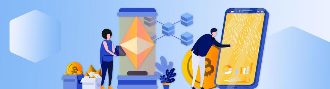 how blockchain technology transforms software development