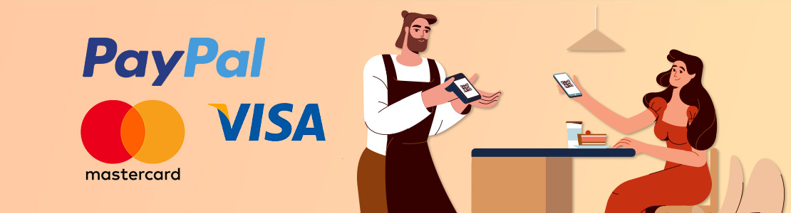 qr code based mobile payment