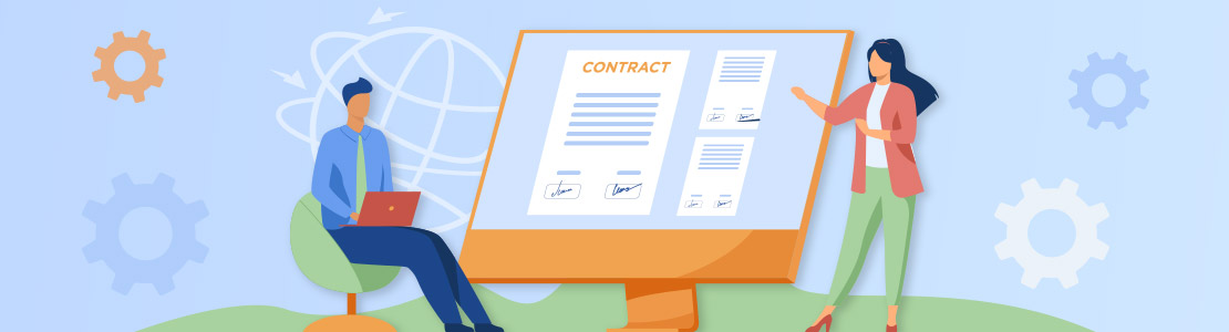 contract software projects