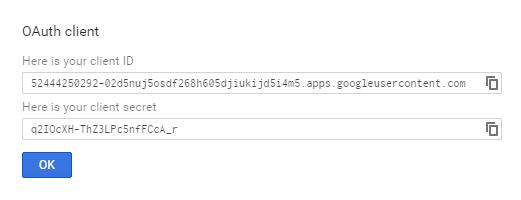 GSpread .NET