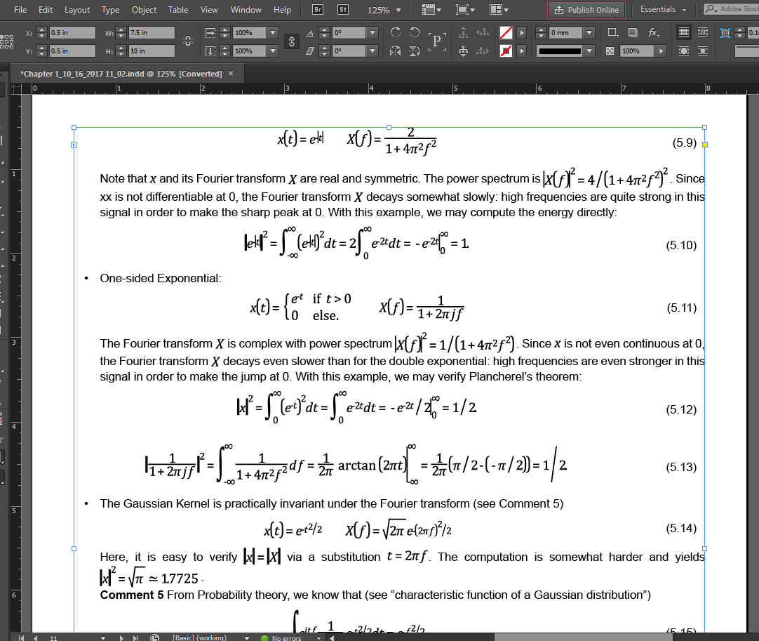 MathML Kit - InDesign Math Formula Support | SCAND